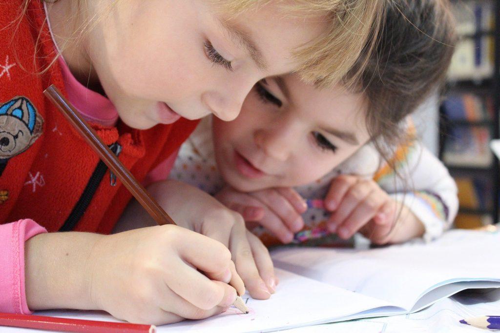 Ein Projekt mit Kindern gemeinsam planen macht Spaß und steigert die Motivation