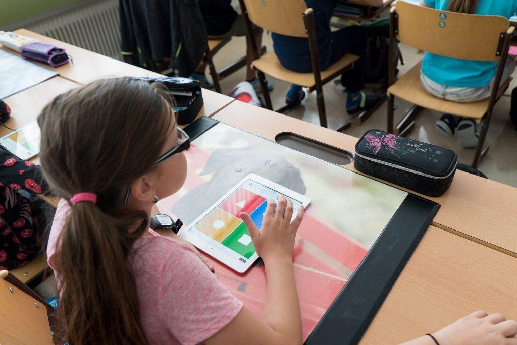 Mit Quiz-Apps; MindMaps oder QR-Codes ist digitaler Unterricht abwechslungsreich und informativ.